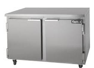 "36"" Undercounter Worktop Refrigerator, Low Boy"
