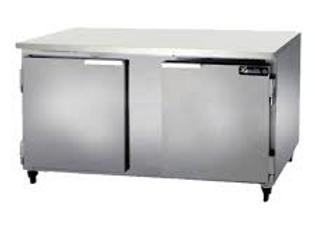 "60"" Undercounter Worktop Refrigerator, Low Boy"