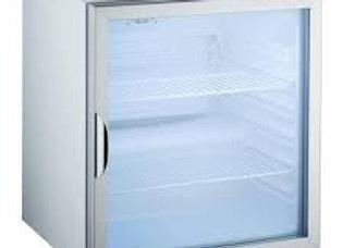 """24"""" Compact Glass Door Freezer"""