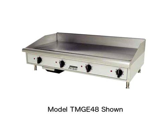 "Toastmaster 48"" Commercial Electric Countertop Griddle"