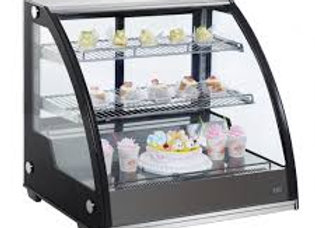 """31"""" Refrigerated Countertop Bakery Display Case"""
