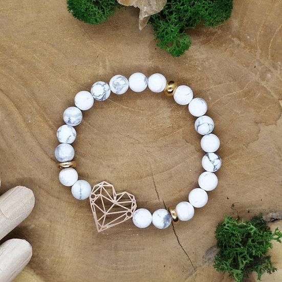 Bracelets Coeur 6 modèles