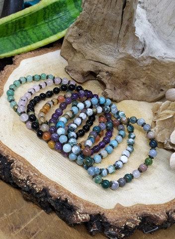 Bracelets Automne
