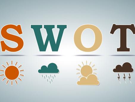 Dicas e exemplos de Análise SWOT – Aprenda a fazer