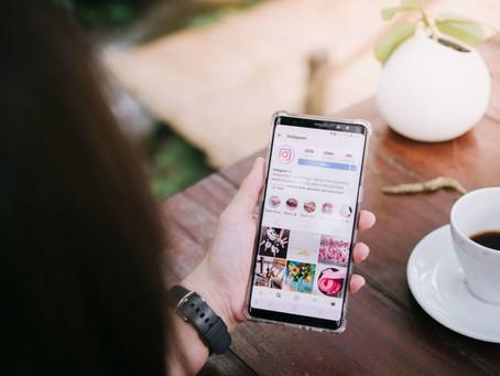 Feed do Instagram e como influencia em suas vendas