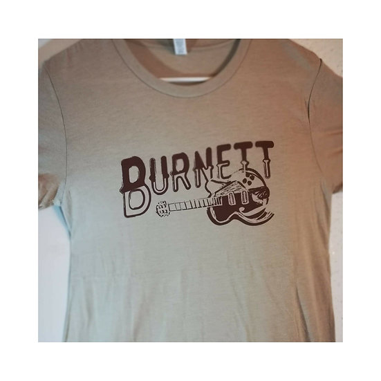 Guitar Logo T-Shirt