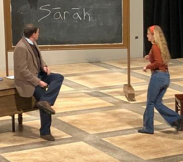 CLG James & Sarah standing