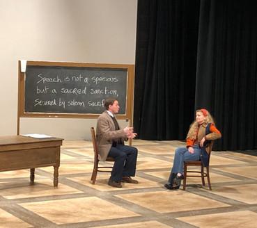 CLG James & Sarah classroom