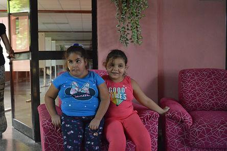Children with Prader-Willi syndrome