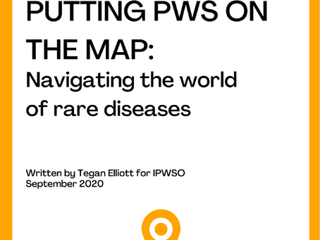 Putting PWS on the map