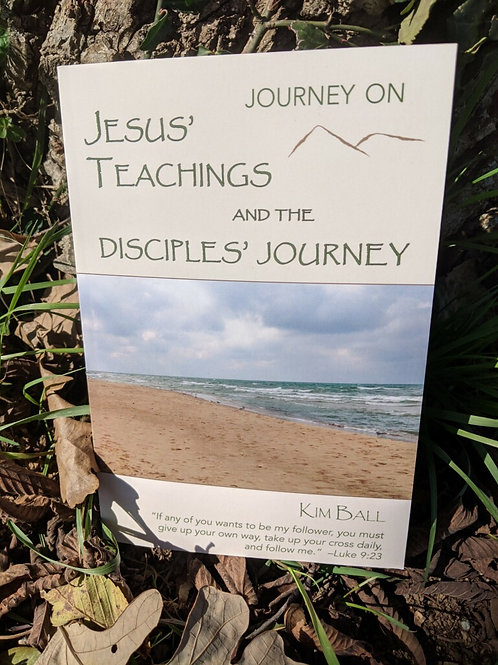 Jesus' Teachings and the Disciples' Journey