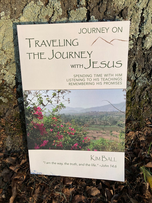 Traveling the Journey with Jesus
