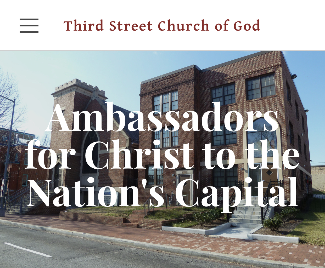 Third Street Church and God
