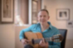 Flamenco Guitarist UK - David Shepherd