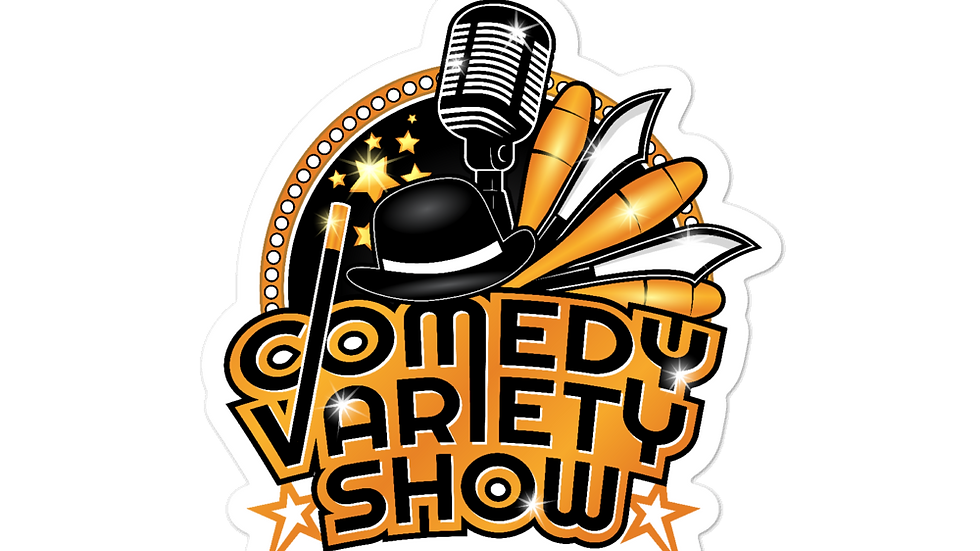 Bubble-free Comedy Variety Show sticker