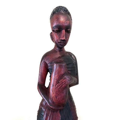 SCULPTURE FROM RWANDA