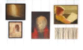 Veronneau-art Artiste peintre Contemporain, paysages, personnages. abstrait