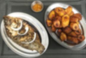 Lafirenzé Plus, Fine cuisine africaine