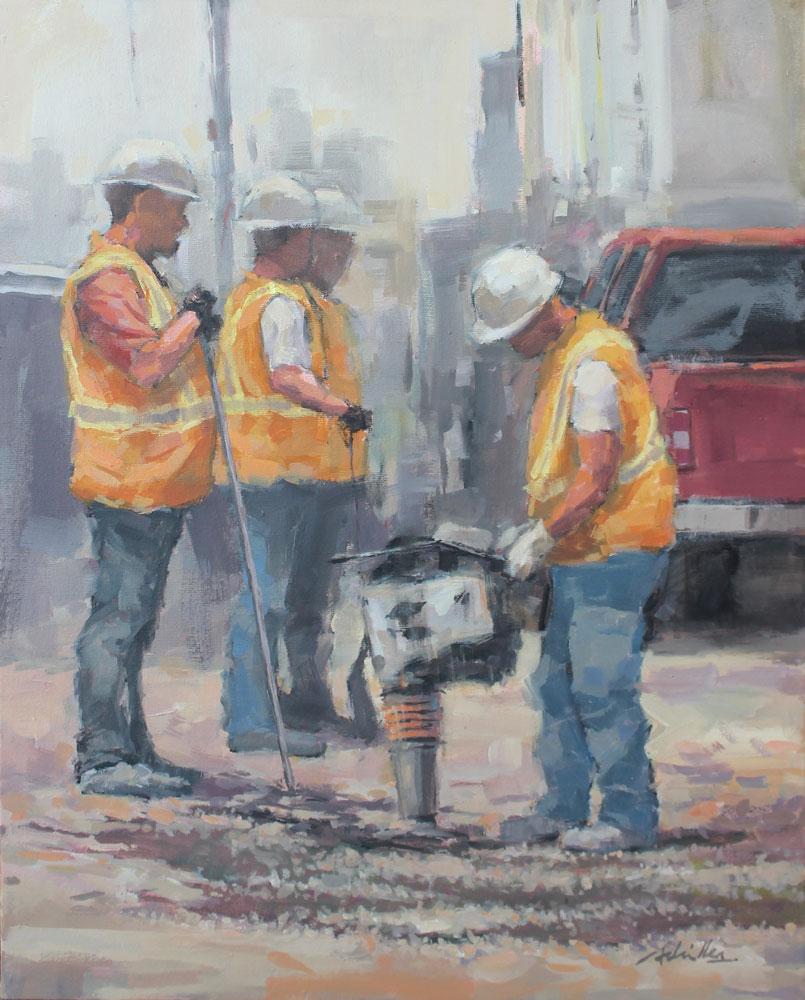 Achilles Kwagn - Artiste peintre