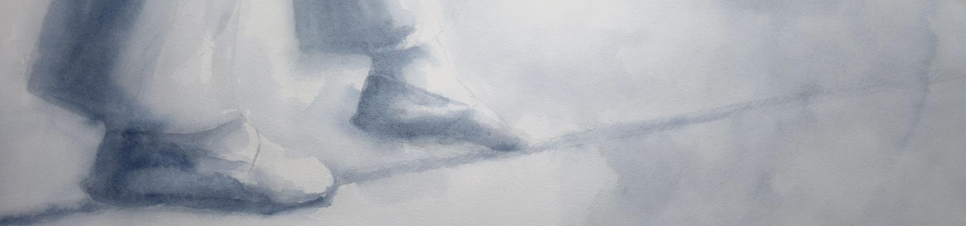 Thierry Seurre, Artiste peintre. Qué