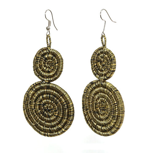 KOMHEL EARRINGS