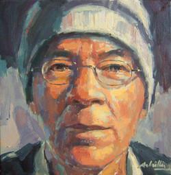 Portrait / Huile