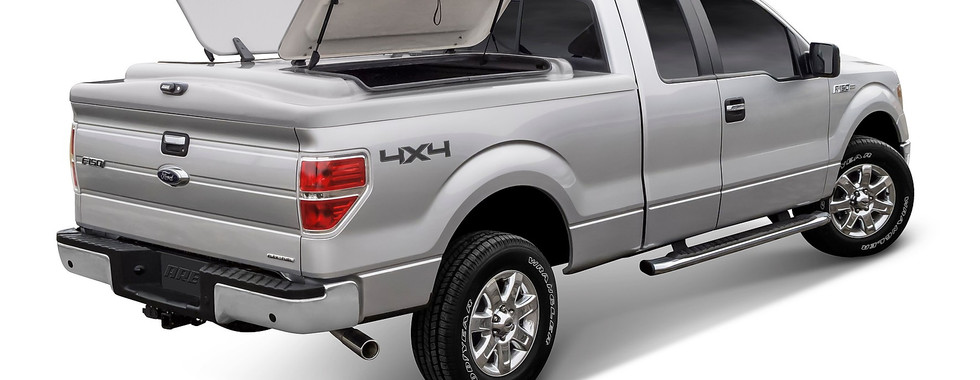 Work Cover 3DL F150