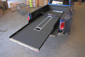 Cargo Glide Truck and Van Slide
