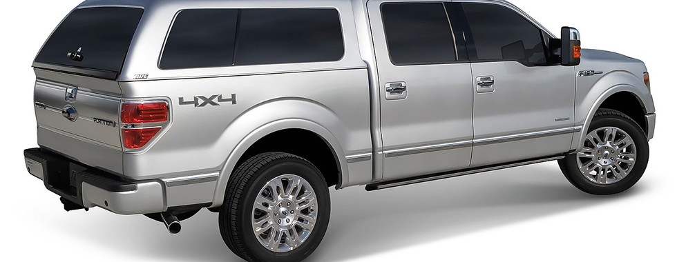 Z-Series on Ford F150