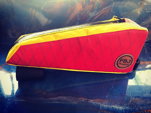 Red and Yellow Wedge