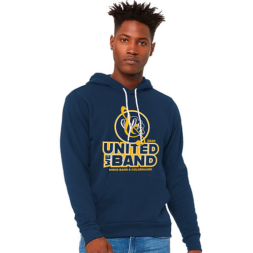 United We Band Pullover Sweatshirt Hoodie