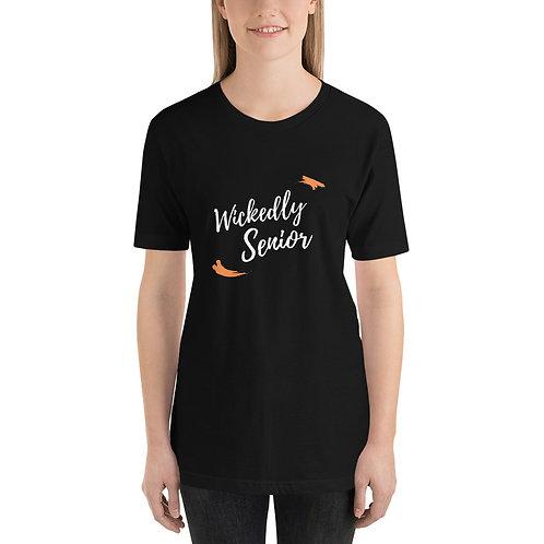 Wickedly Senior Short-Sleeve Unisex T-Shirt