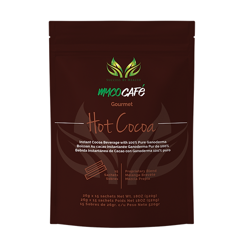 MYCo Cafe Gourmet Cocoa