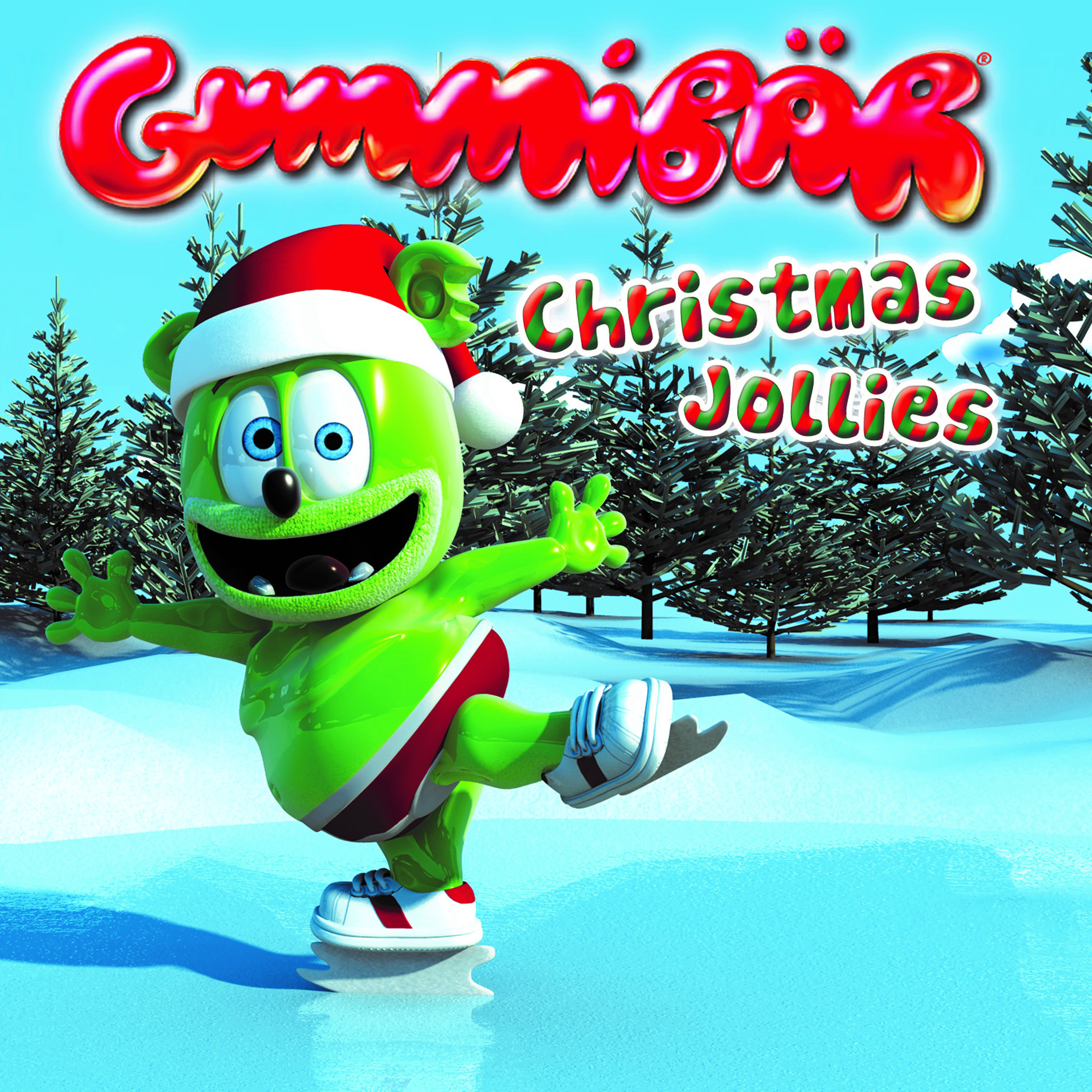 Gummibär - Christmas Jollies