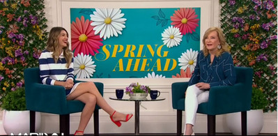 Spring Trends with Joe Fresh