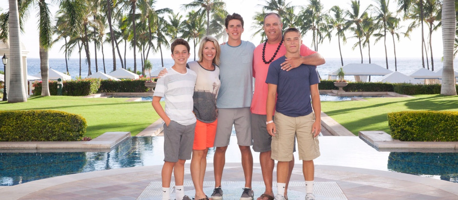 The McNamara's A Family First