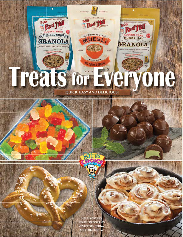 Treats for Everyone - 2018
