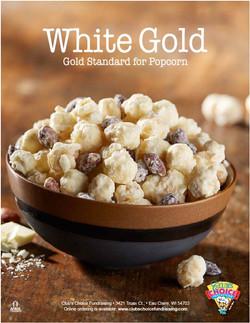 White Gold Popcorn - 2018