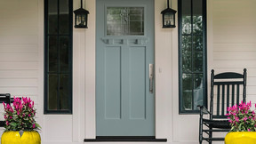 Why Front Door Colors Are Getting Bolder and Brighter