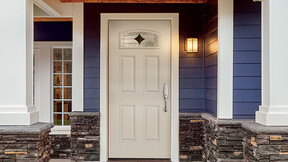 Unlocking Value: A new front door can be a good investment