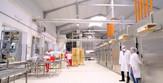 CREE ipari LED világítás élelmiszergyártó üzembe