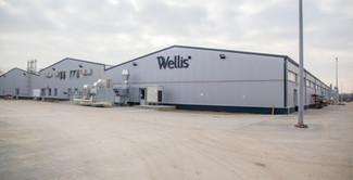 A Wellis dabasi gyára