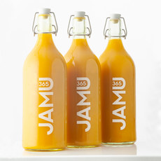 JAMU 365 branding