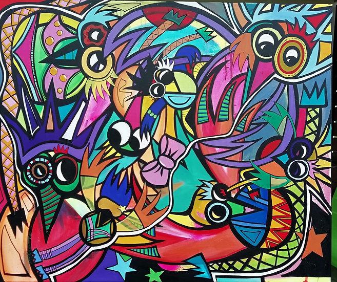 Hélène BOISSIN - Trashbirds 2