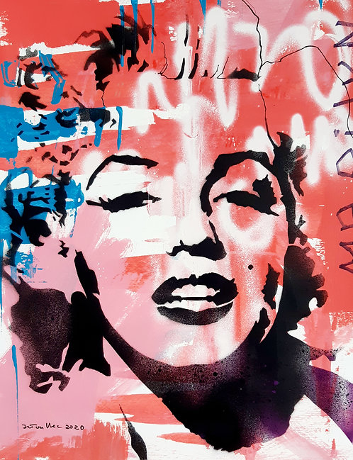 Jean-Charles TOULLEC - Always Marylin