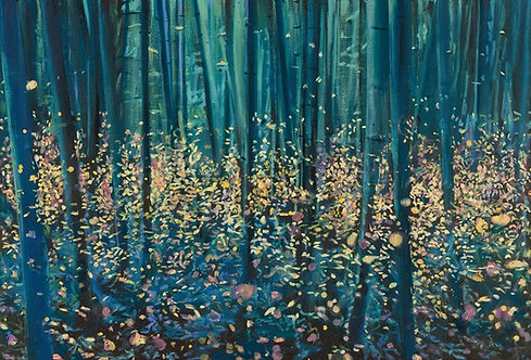 Pierre RIOLLET P. - BAMBOO & FIREFLY