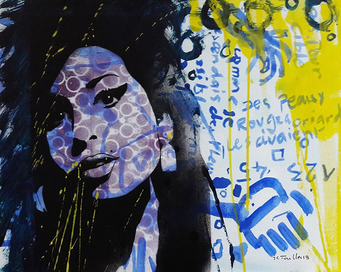 Jean-Charles TOULLEC - New Amy