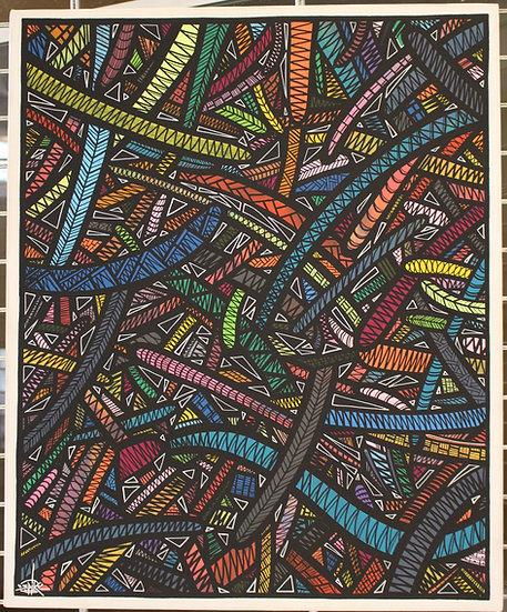 Spik - Colorz Snakes
