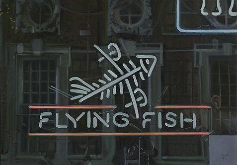 Pierre RIOLLET P. - FLYING FISH
