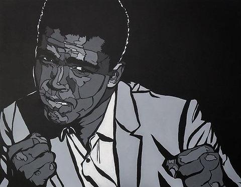 Clément MAY - Mohamed Ali